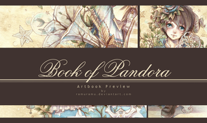 Book of Pandora: Charity Artbook Preview by ramuramu