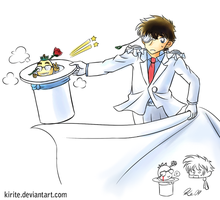 Happy Birthday Kaito 2009 by Kirite
