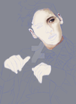 W.I.P - Jonghyun by HATE-love-4EVER