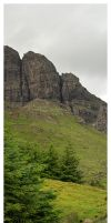 Old Man Of Storr - Part 1 by janey-in-a-bottle