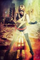 Ms. Marvel - Ready by FioreSofen