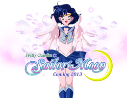 Sailor Moon 2013! Merc Promo by scpg89