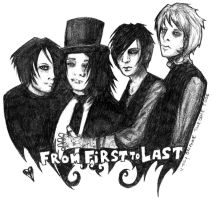 From First to Last by Neumorin