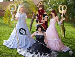 The entire KH royal group by Shiya