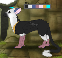 Soot - Refsheet by TheMiles