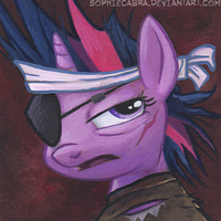 Square Series - Future Twilight by sophiecabra