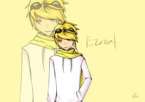Ezreal - The Prodigal Explorer by Grynti