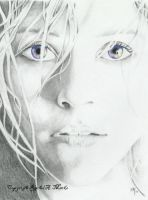 Violet Eyes by ThePix