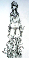 odd tentacle obsession by Lime-On-A-Stick