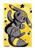 Umbreon by Charln