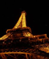 Paris at Night by MikeyG8