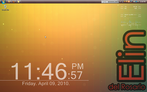My Desktop v3 by elindr