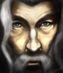Gandalf by Autumn-Angeline