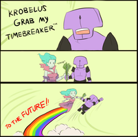 GRAB MY TIMEBREAKER by keterok