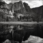 Yosemite Fall by aponom