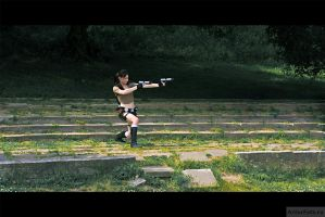 Tomb Raider: Legend by LiSaCroft