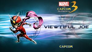 Marvel VS Capcom 3 Viewtiful J by CrossDominatriX5