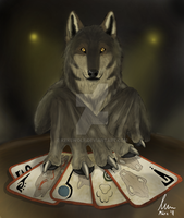 Pokerface by KeksWolf
