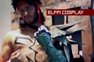 Elffi Cosplay ID photo by Elffi