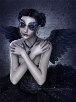 Black Swan by FrozenStarRo