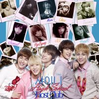 -SHINee High School Host Club:Project Poster- by little-SunnyA