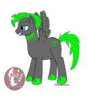 Toxic Whooves by KitlynSolstice