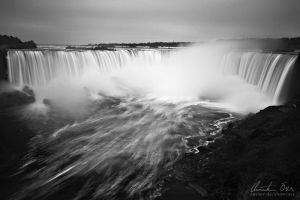 Niagara Falls II by Nightline