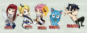 Fairy Tail Sticker by AleSan