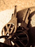 VW keys by FruitByTheRandom