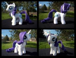 'Sparsity' Plush, Additional Views by fireflytwinkletoes