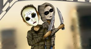 The Purge Anarchy by GermanSpeedDrawing