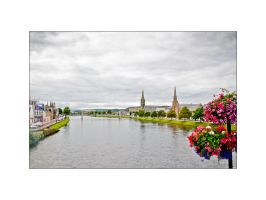 A View of Inverness by Morween