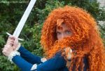 Merida Brave Pixar by shua-cosplay