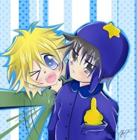 Craig n Tweek by PinkAngelChao