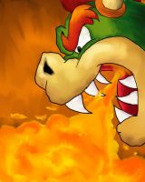 Bowser by ArchXAngel20