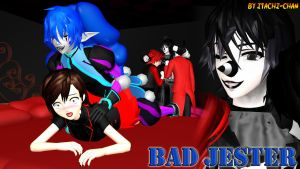Bad Jester (Violence over Itachi-chan) by Gokumi