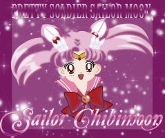 Sailor Chibimoon Vector by richarddraws