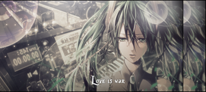 Love is war by Cyrux-gfx