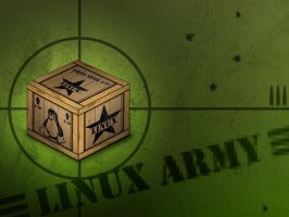 Linux Army by mirial