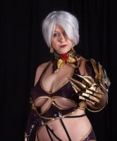 Ivy - Soul Calibur IV by dani-foca