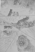 Jungle Book- Rise Of The Lions II by WDGHK