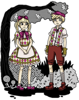 My Hansel and Gretel by MiiBT