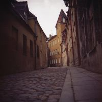 Tallinn Oldtown by Midaaaa
