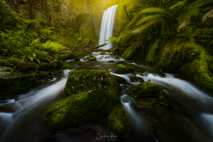 Hopetoun Falls by jkrab