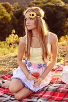 Life is a Picnic IV by jasamijesamoblak