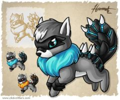 Art Sheet - Fyreth Taylu by superstar789