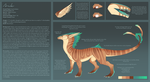 Reference - Ark V. III by Arkaios