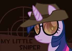 TwiSniper by OEmilyThePenguinO