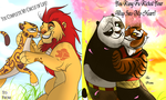 You Complete My Circle of Kung Fu by Wolf-Chalk