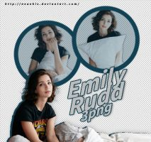 Emily Rudd PNG PACK by neaekis
